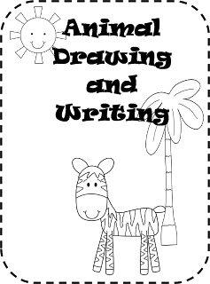 Step by Step kindergartenish level how to draw animals