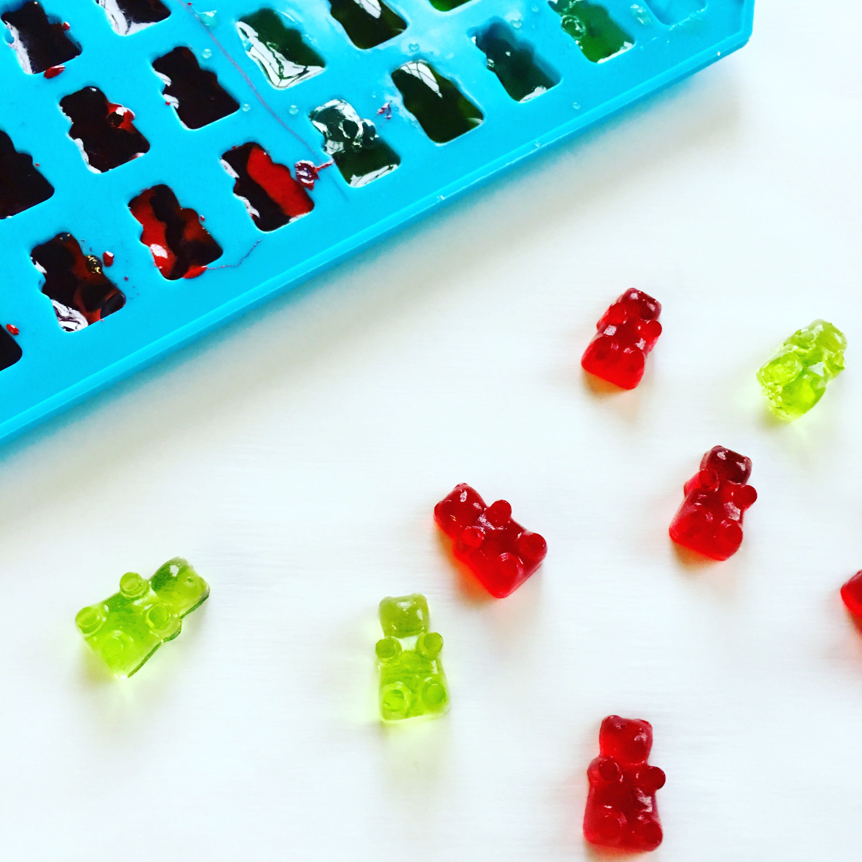 Homemade Gummy Bears Is A Perfect Activity To Do With Kids