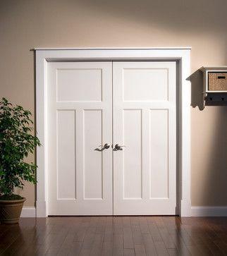 Great Craftsman Look For Interior Doors Traditional Interior Doors