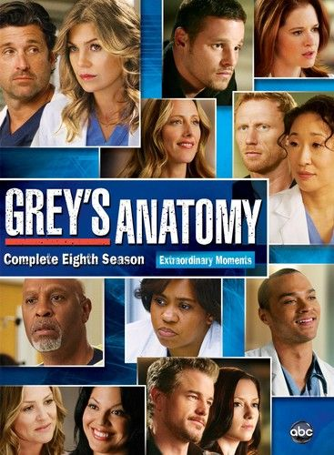 Grey\'s Anatomy images season 8 dvd HD wallpaper and background ...