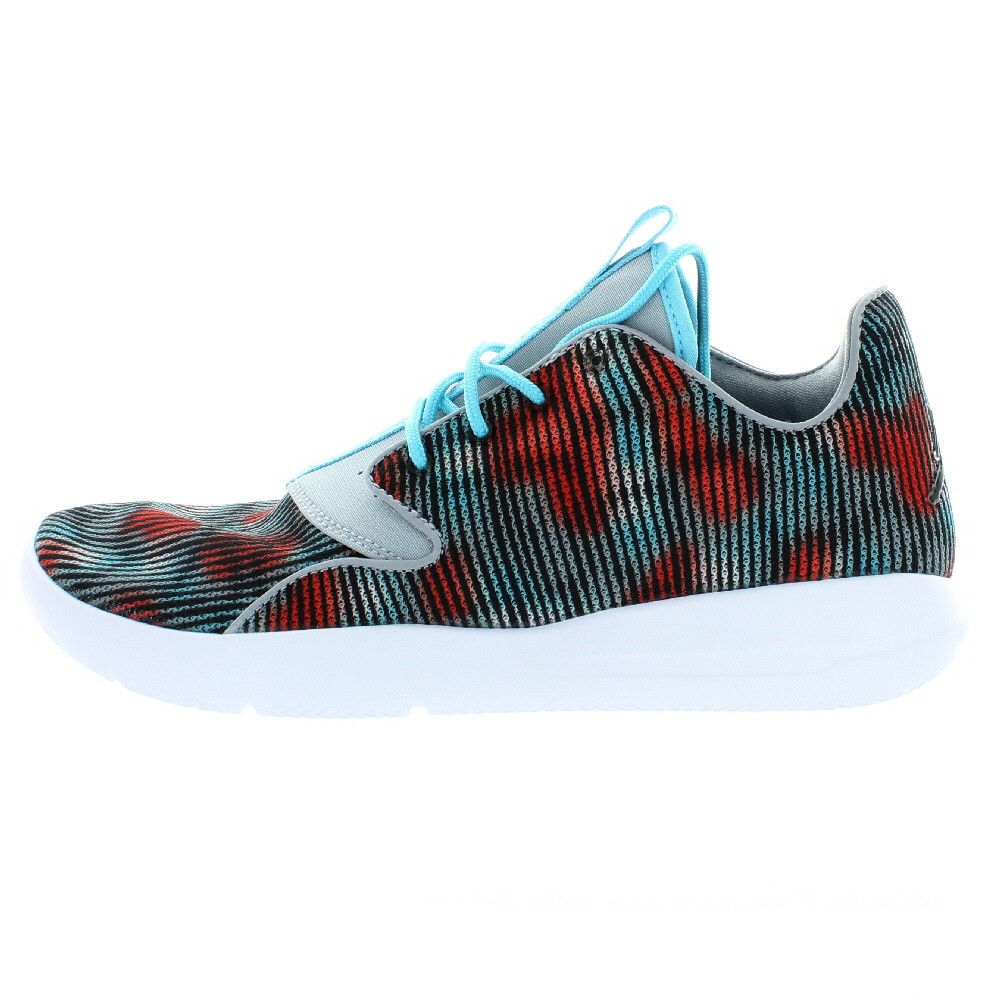 10540ef187f9cc ... authentic nike kids girls multi white black jordan eclipse gg sneakers  size 9y medium ebay link