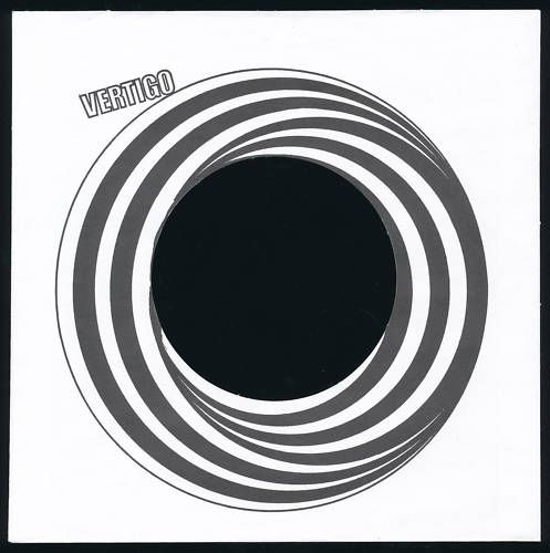Vertigo Reproduction Record Company Sleeves Record Company Vinyl Record Sleeves Records