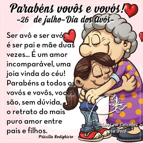 Mimos Em Carinhos Pra Você Dia Da Vovó Grandma Nietos Amor Y