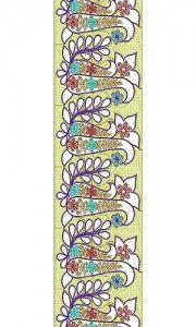 8200 Chain Stitch Design