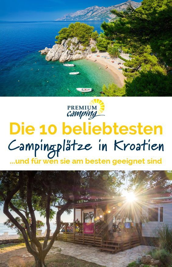 Photo of Discover Croatia with your ideal campsite – Premiumcamping.de