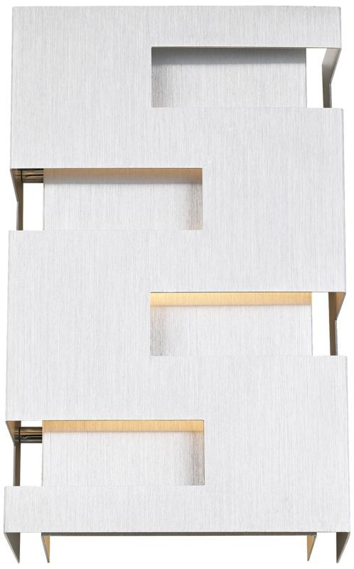 """Possini Euro Design 10"""" High Cutout Wall Sconce ... on Non Wired Wall Sconces id=38841"""