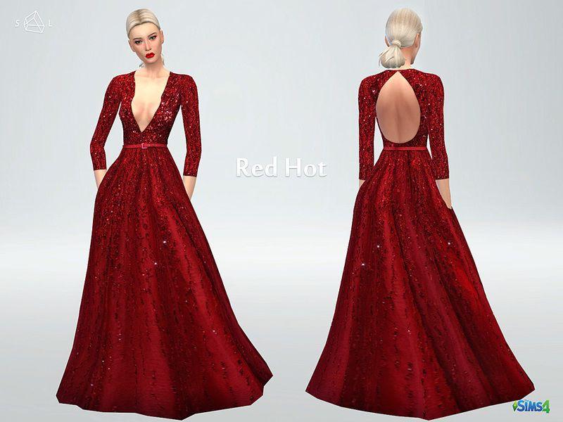 Plus size sims 2 clothes dress