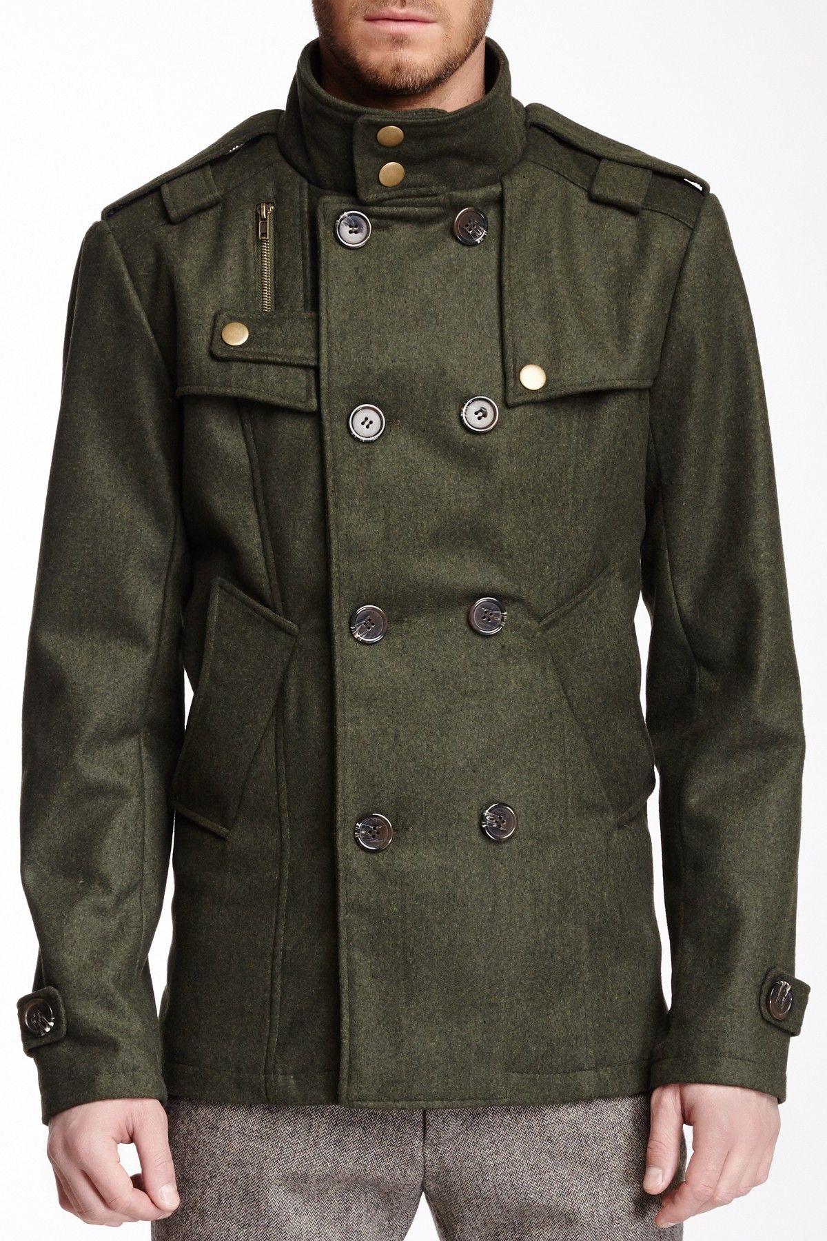Repair Double Breasted Jacket on HauteLook
