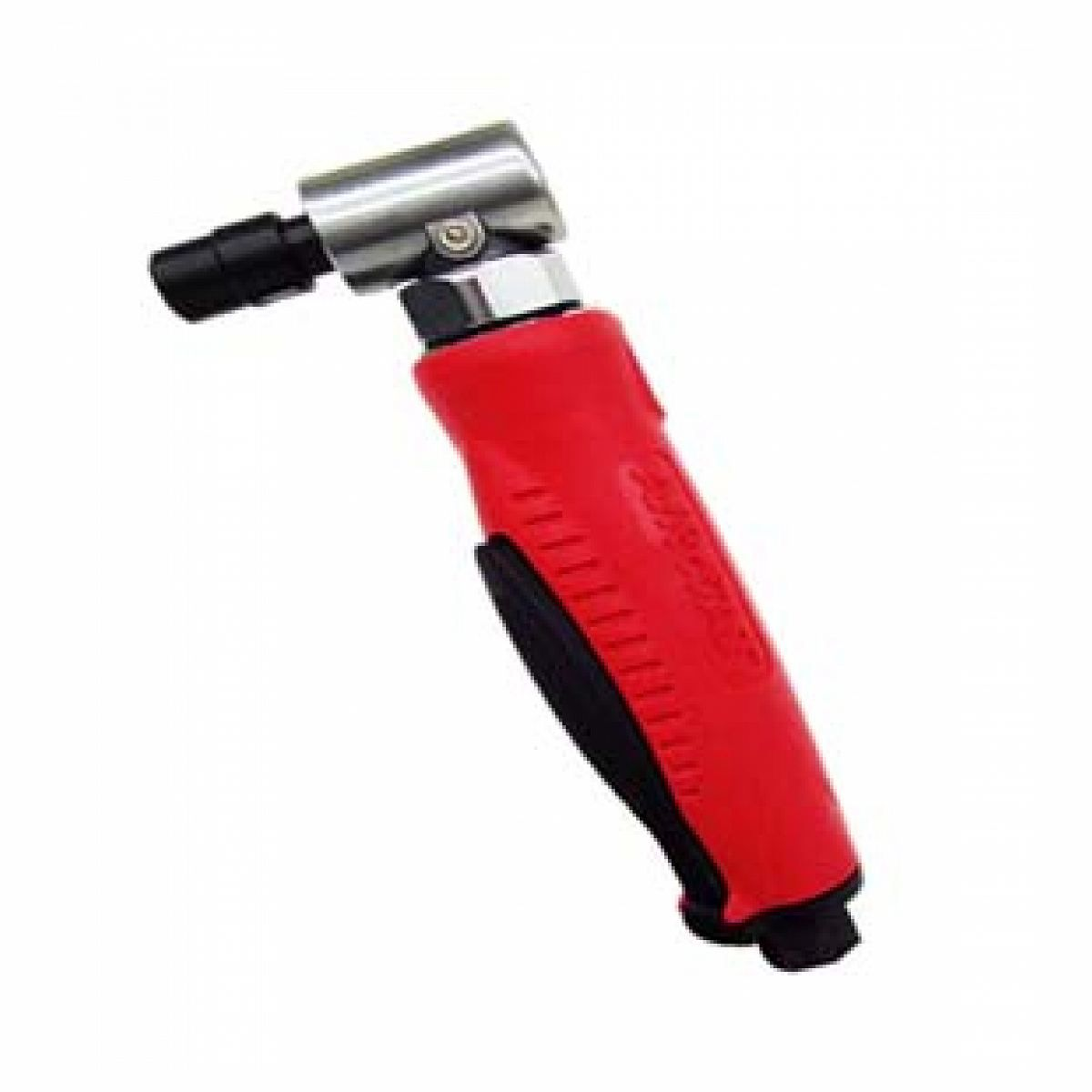 AIRCAT 6255 Professional Series Red Composite Angle Die Grinder with Angled Gear Mechanism