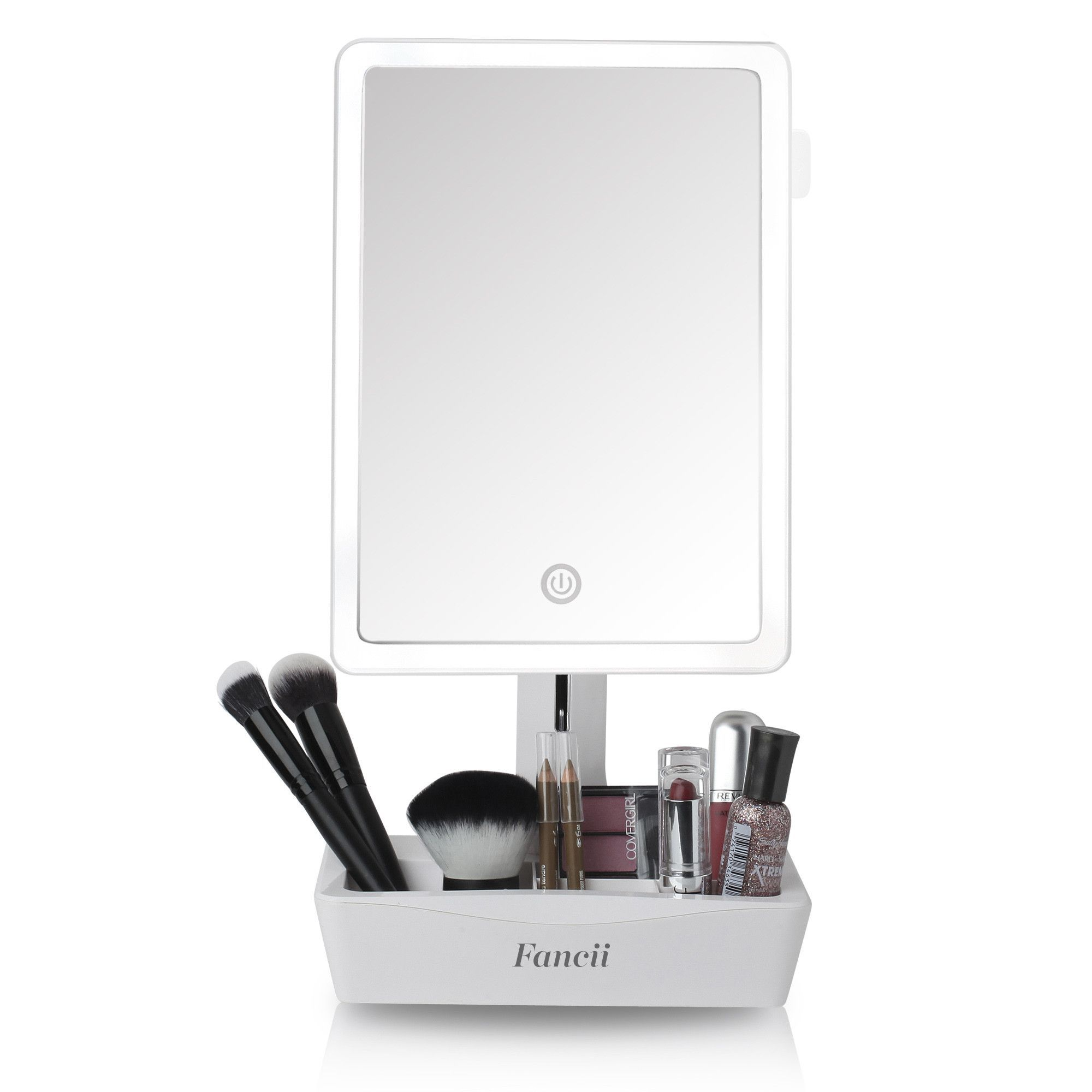 Small Lighted Makeup Mirror.Gala In 2019 Magnifying Mirror Diy Makeup Vanity Lighted