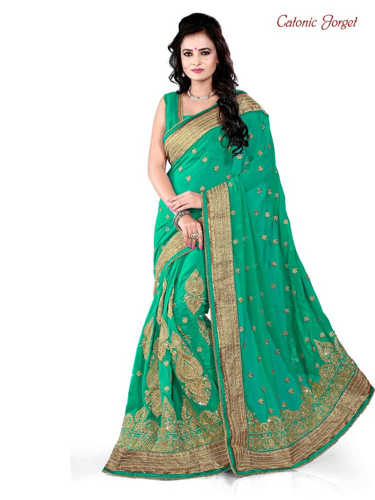 Pakistani Sari Dress,