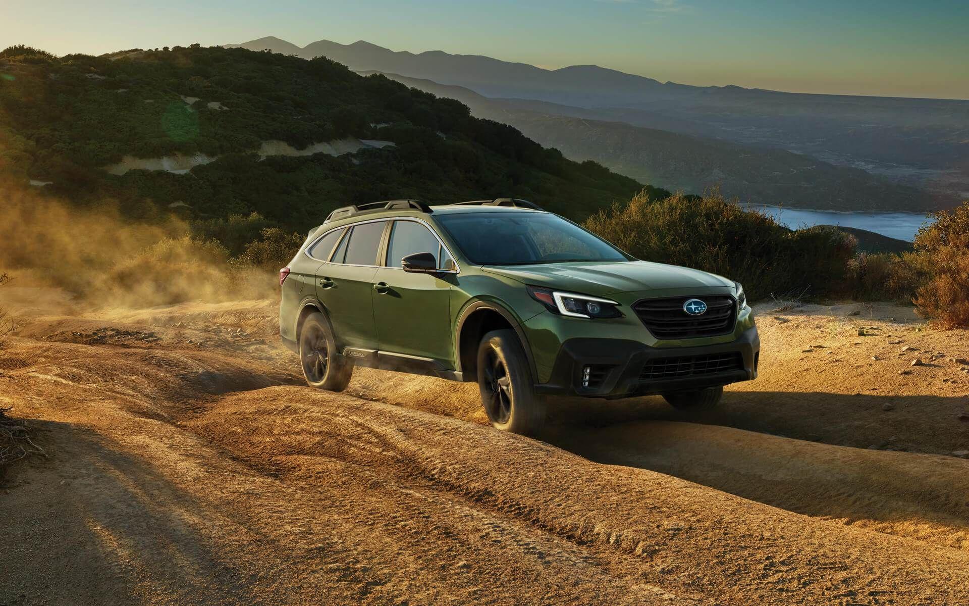 2020 Subaru Outback Voiture