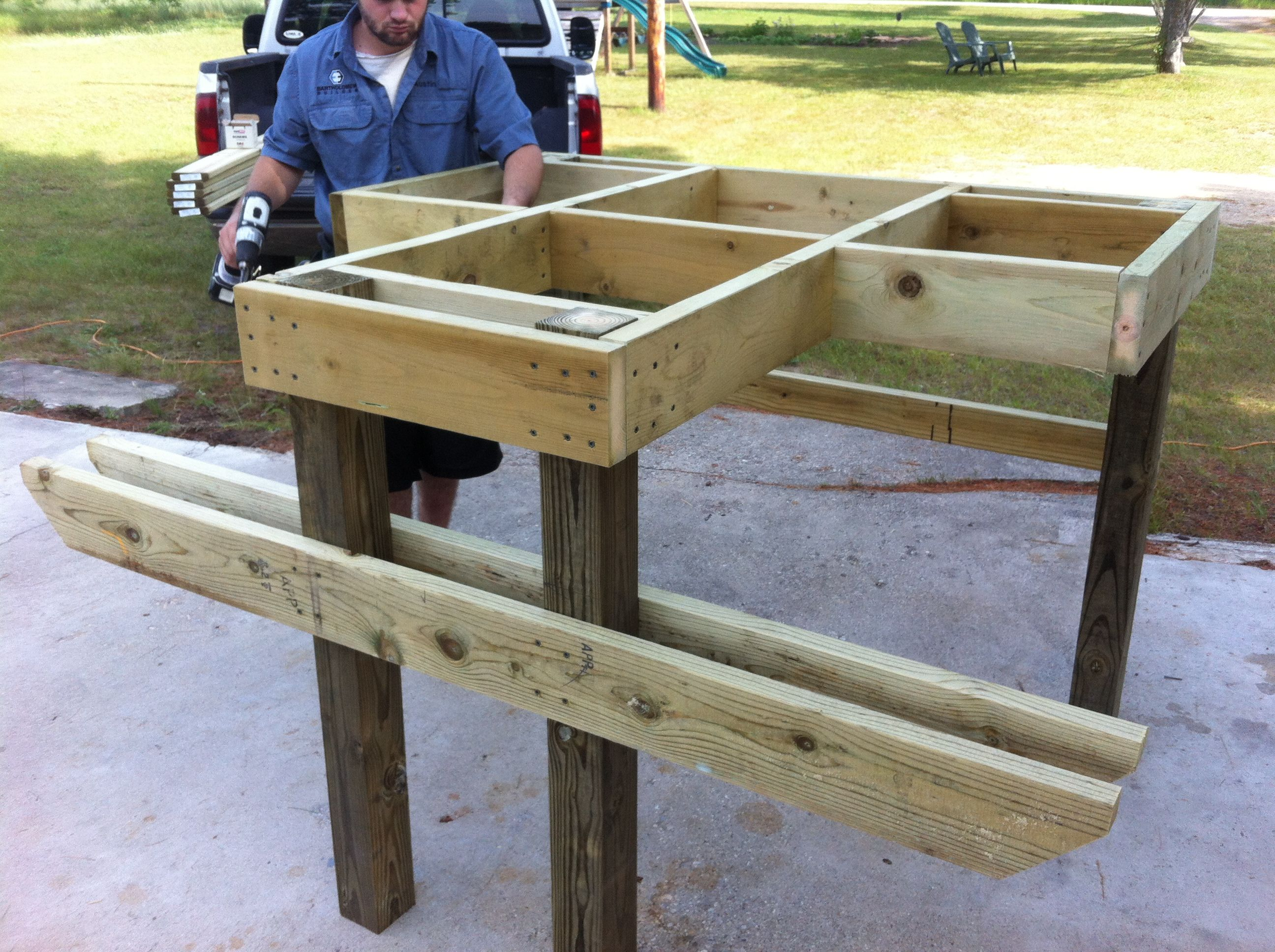 Diy Shooting Bench 28 Images Built My Own Shooting Bench Pictures Diy Shooting Bench Plans
