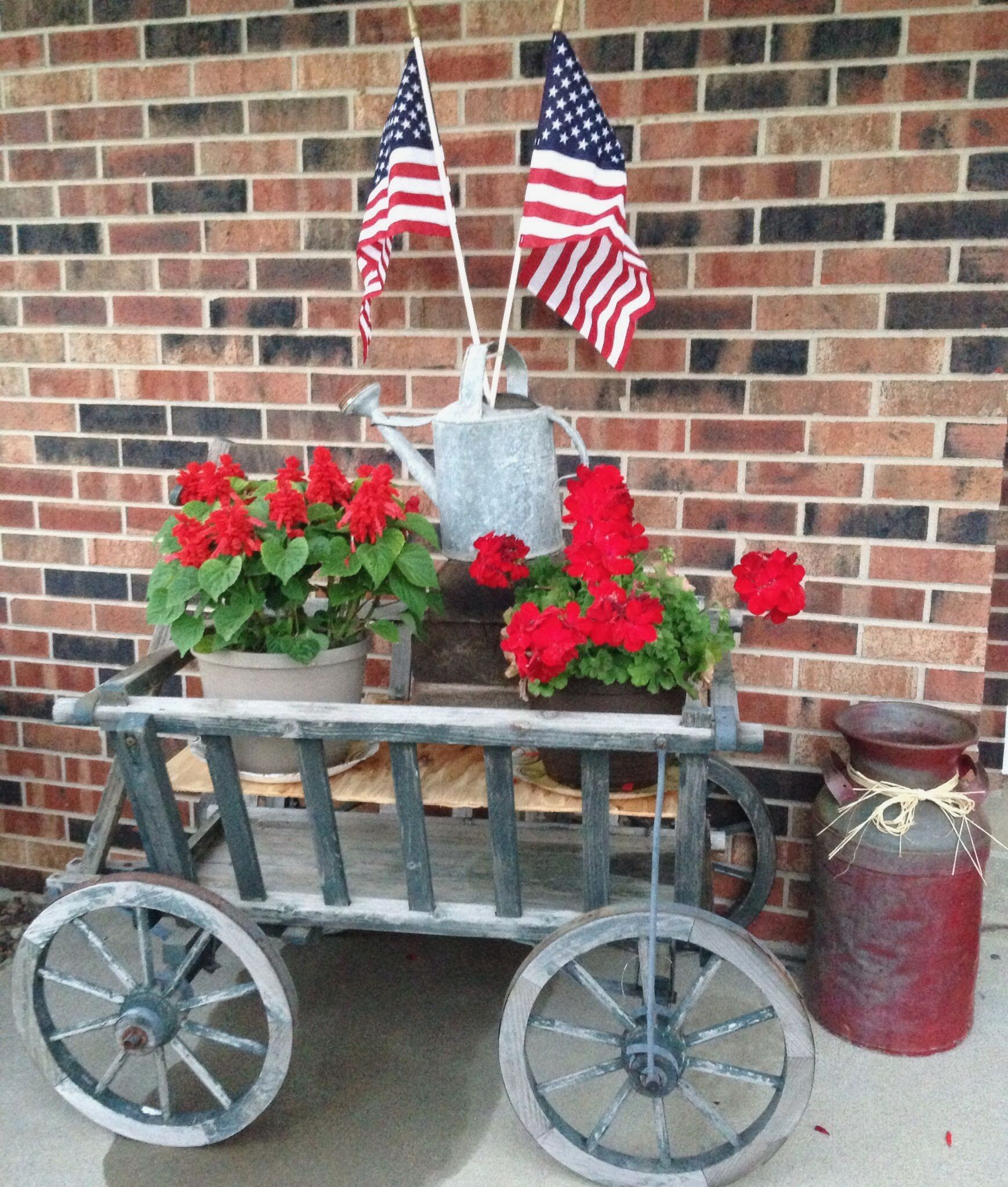 Pin by perkinjahdt on Backyard in 2020 Fourth of july decor