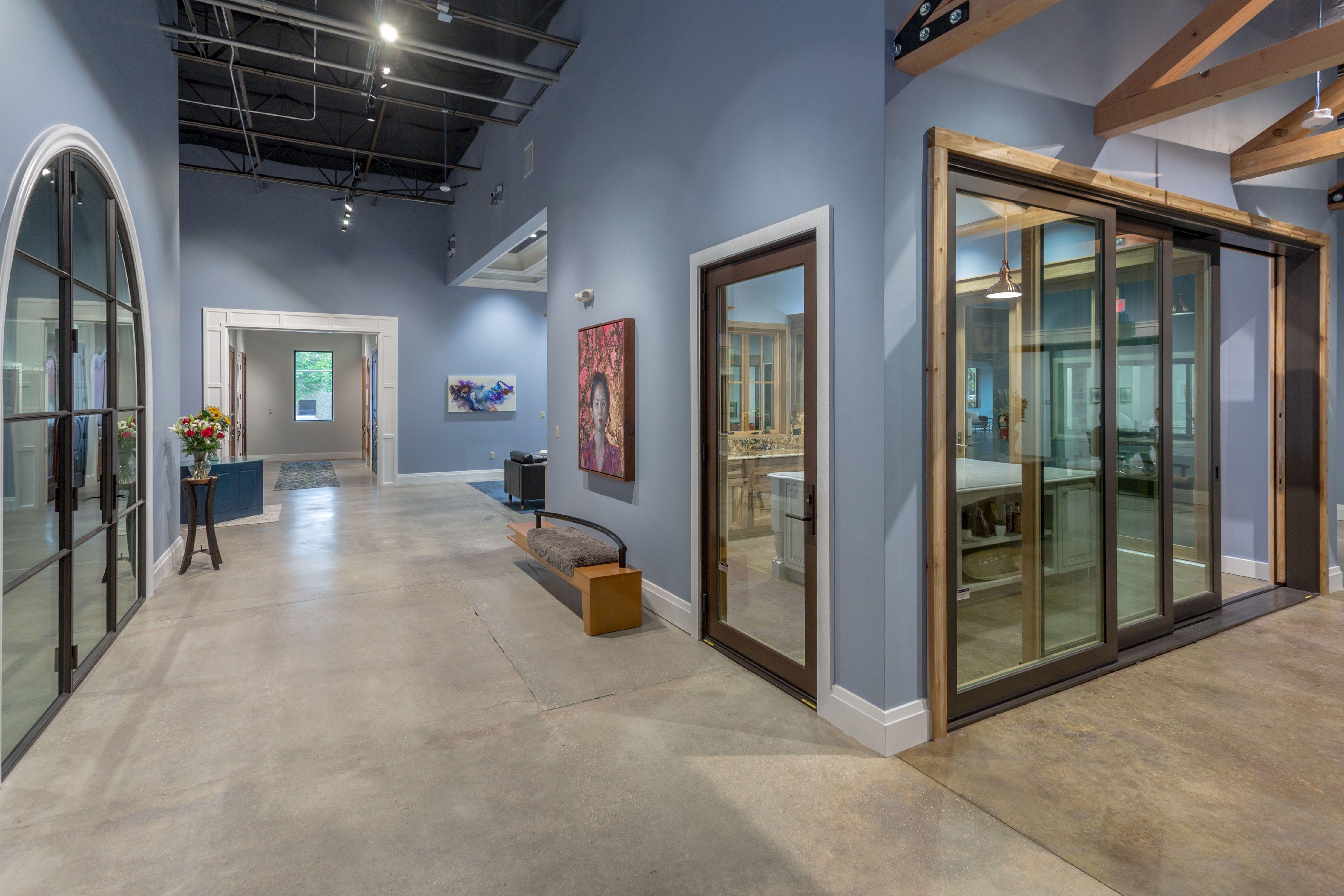 Exterior Door Inspiration Bmc Design Center Home Design Magazines Showroom Design Design