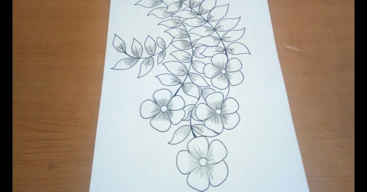 Paling Keren 30 Gambar Bunga Kartun Sketsa Buatlah Sketsa Bayangan Untuk Bagian Yang Lebih Dalam Seperti Bagian Kelopak Yang Ti Gambar Bunga Ilustrasi Sketsa