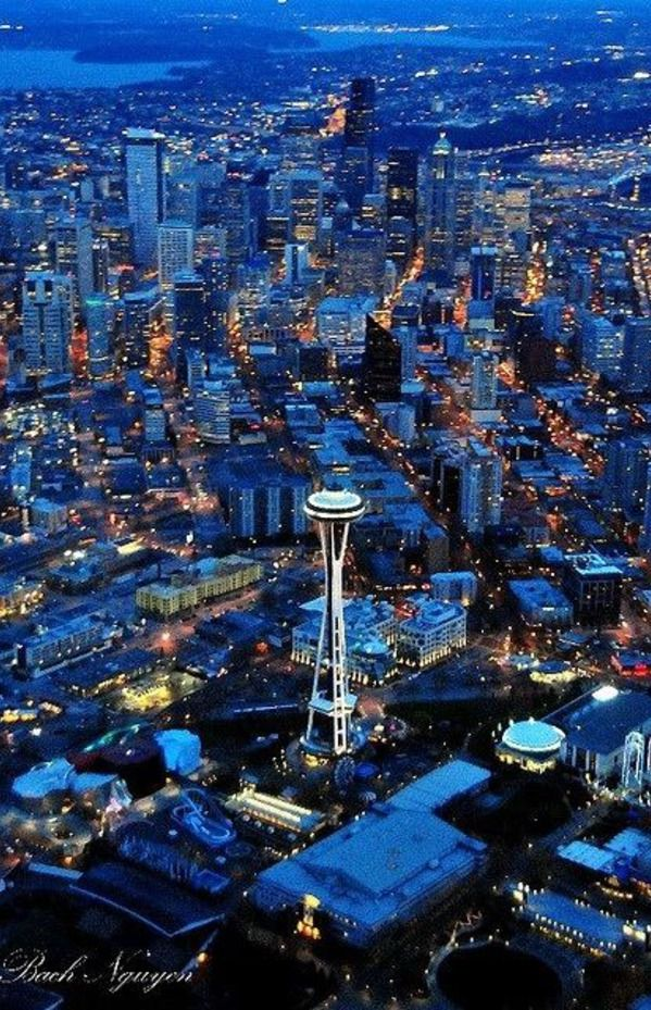 Seattle With Images Seattle Washington Seattle Sleepless In