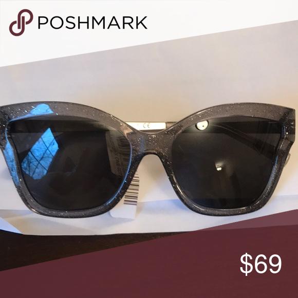507c9277a4 Michael kors sunglasses MK2072 barbadoes New Michael Kors Sunglasses  Barbados MK 2072 335187 Black Glitter w