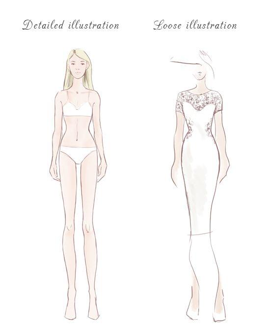 Make a Model: Drawing the Fashion Figure | Drawing | Fashion