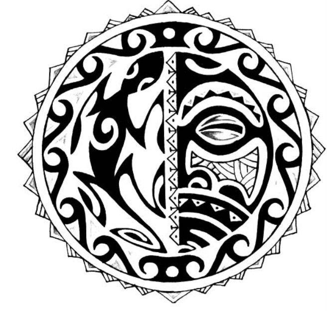 Tatuaggi Maori Significato Tattoo Maori Tatuaggi Polinesiani - Soles-maories