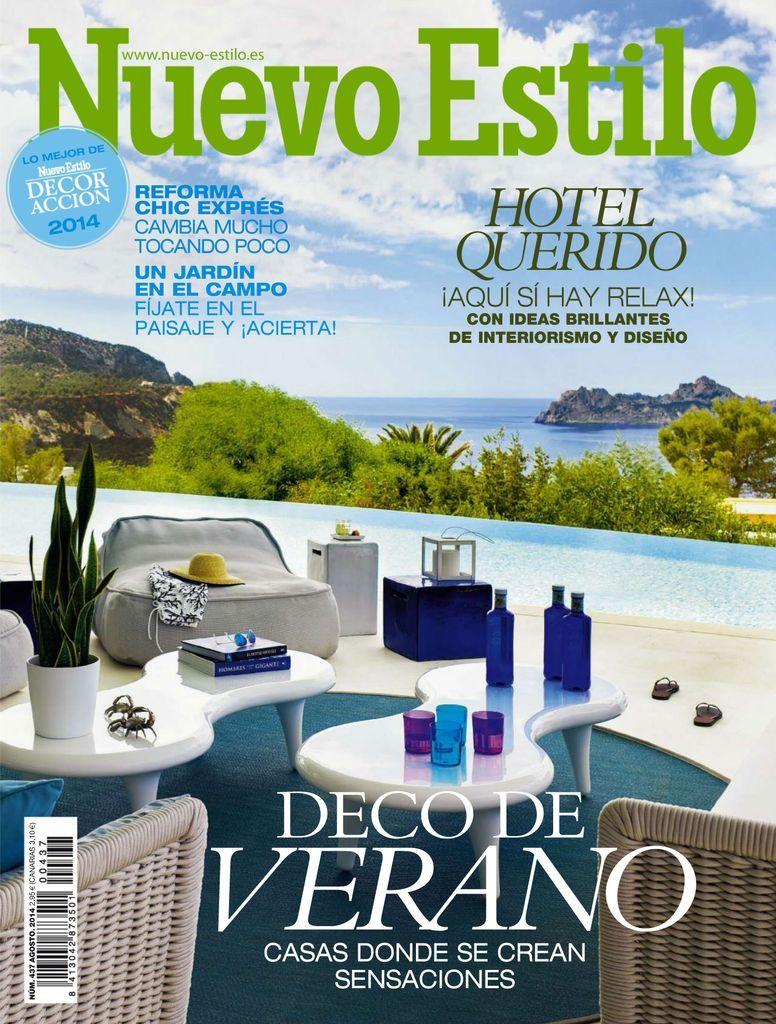 Nuevo Estilo Back Issue Agosto 2014 Digital Wallpaper Magazine Digital 2017 Design