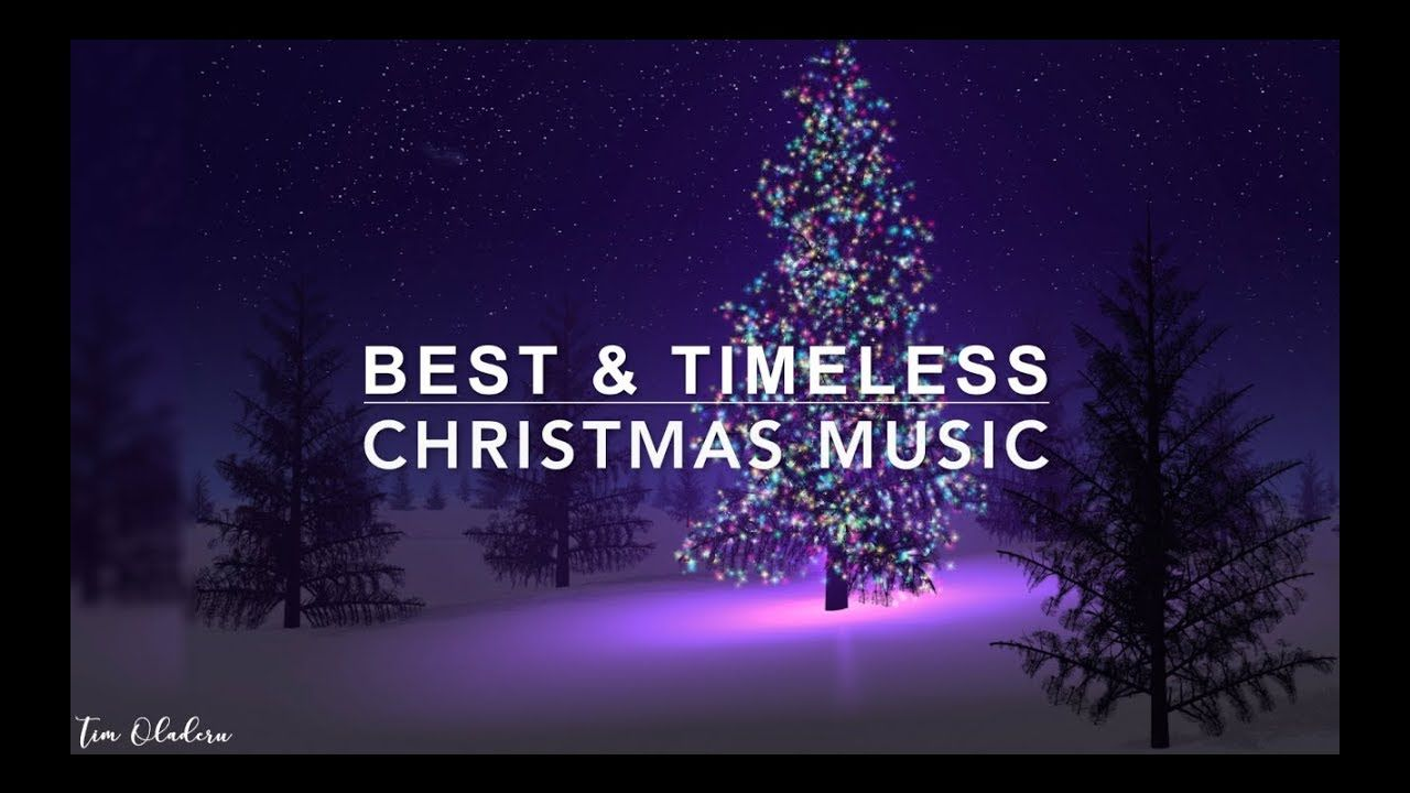 Best & Timeless Christmas Music | 1 Hour Piano Instrumental Music ...