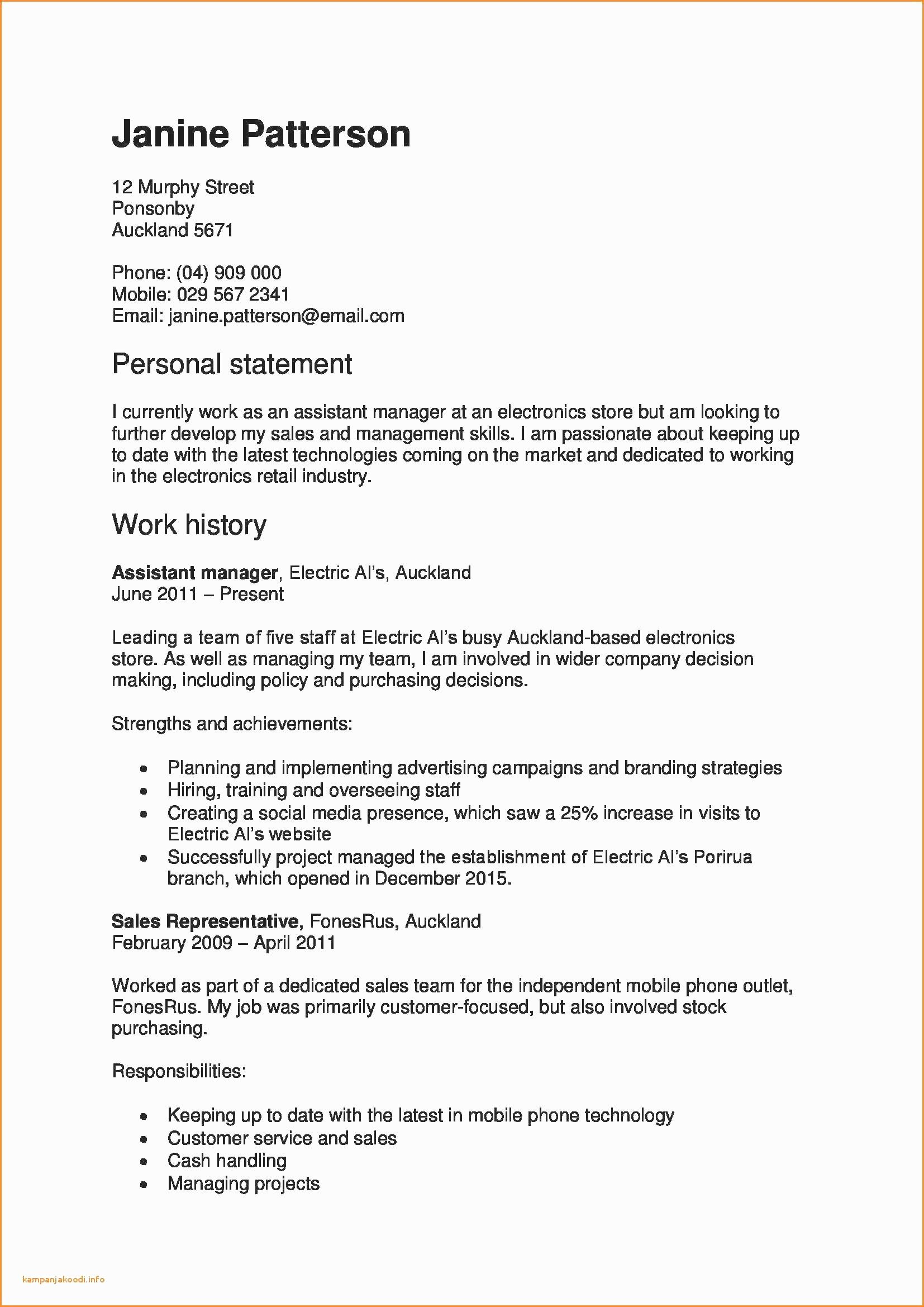 project implementation plan new resume promotion example professional examples retail resumes