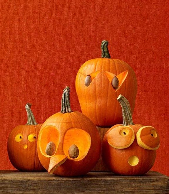 50++ Easy things to carve on a pumpkin inspirations