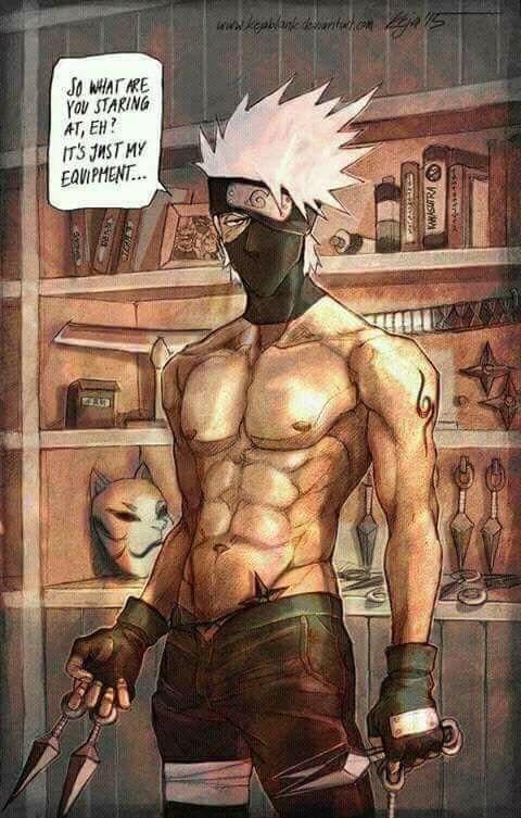 Stripped Shizune Requested Ninja
