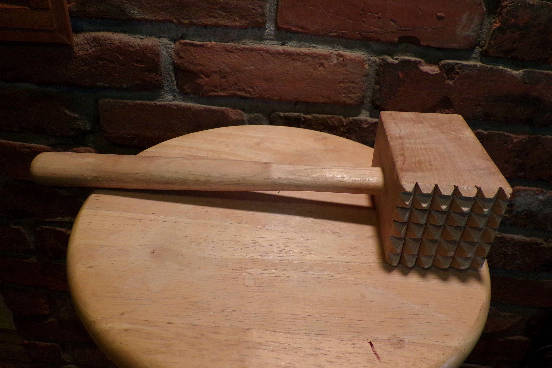 vintage large kitchen wood