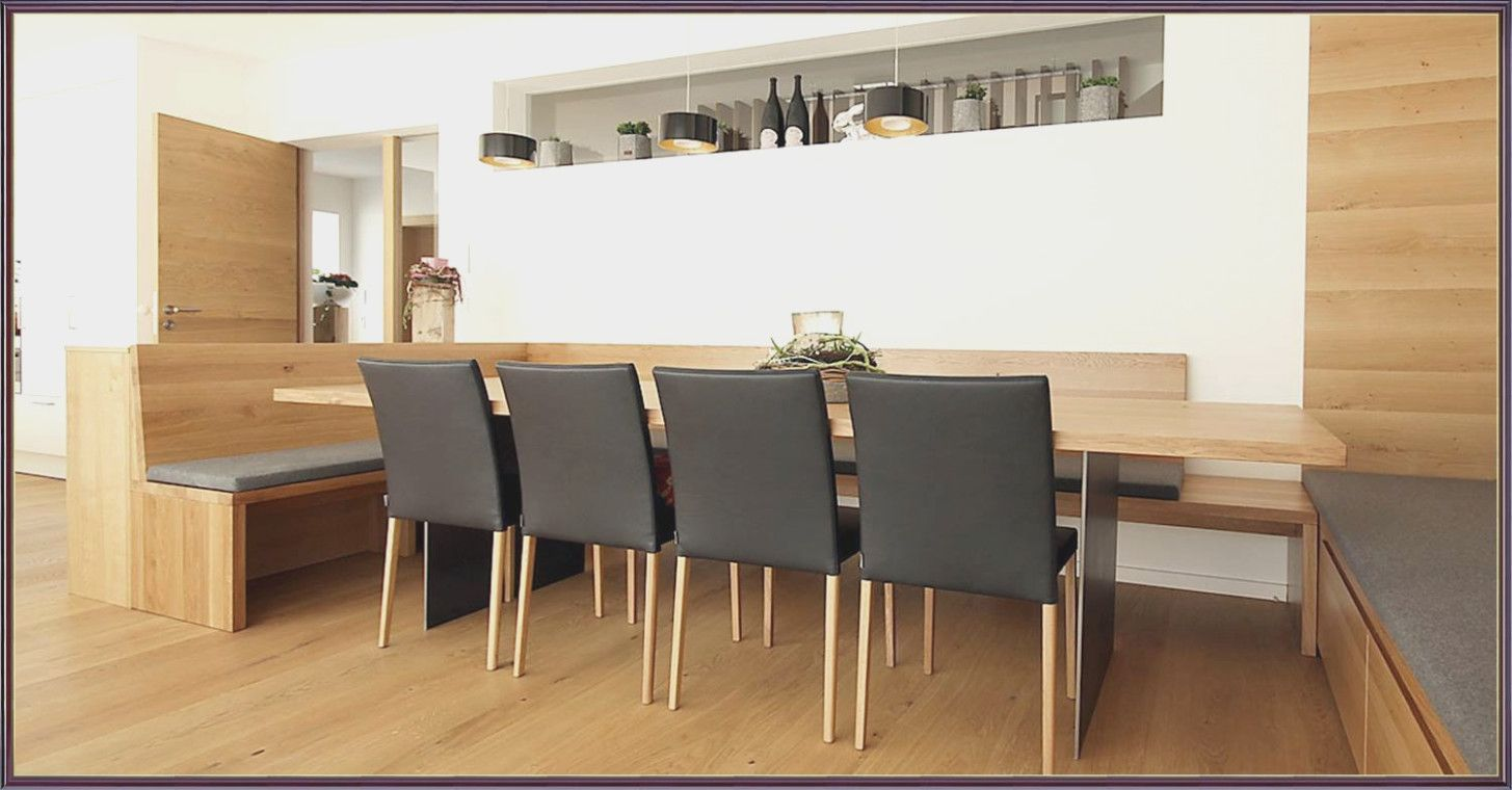 Tolle Eckbank Holz Modern Deutsche Breakfast Nook Living Room