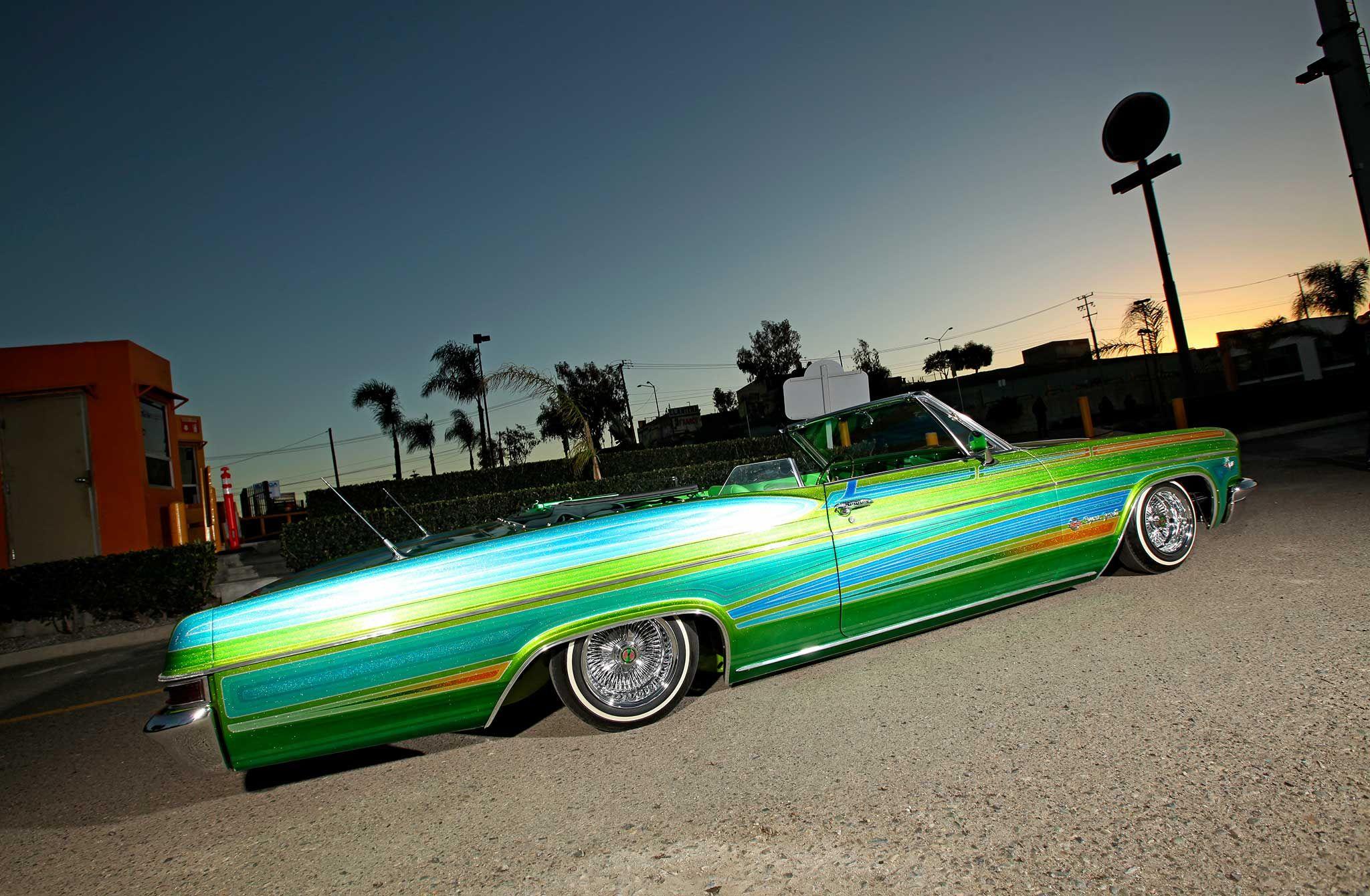 1966 Chevrolet Impala Super Sport Iguana De Tijuana Lowrider