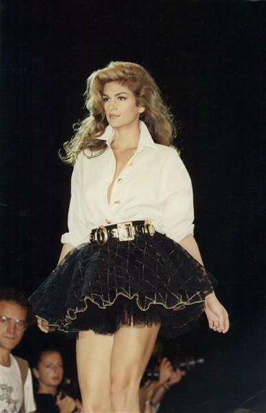 Supermodels of the '80s: Where are they now?