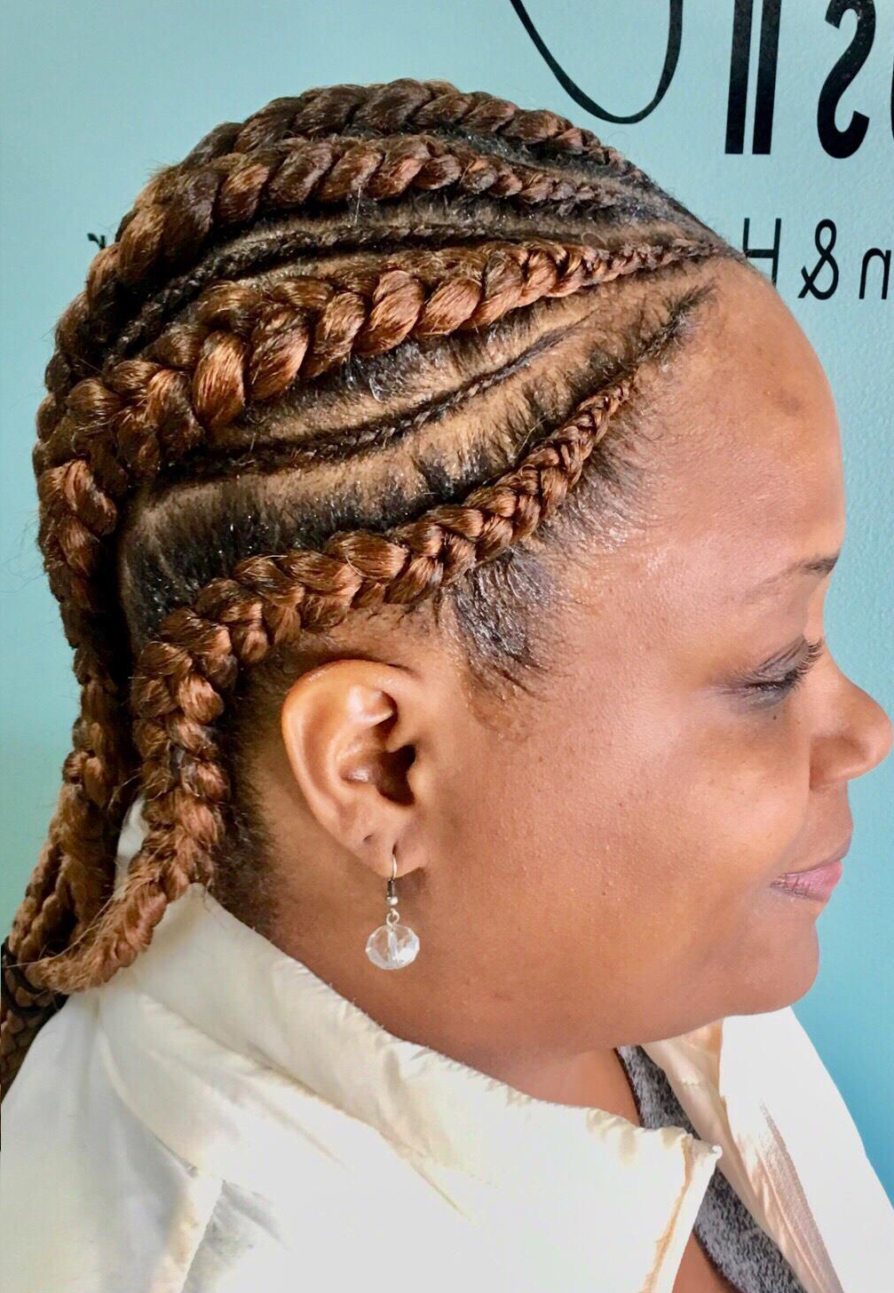 85 Braided Updo S 85 Braid Styles And Prices Vary Twist Hairstyles Braid Styles Hair Styles