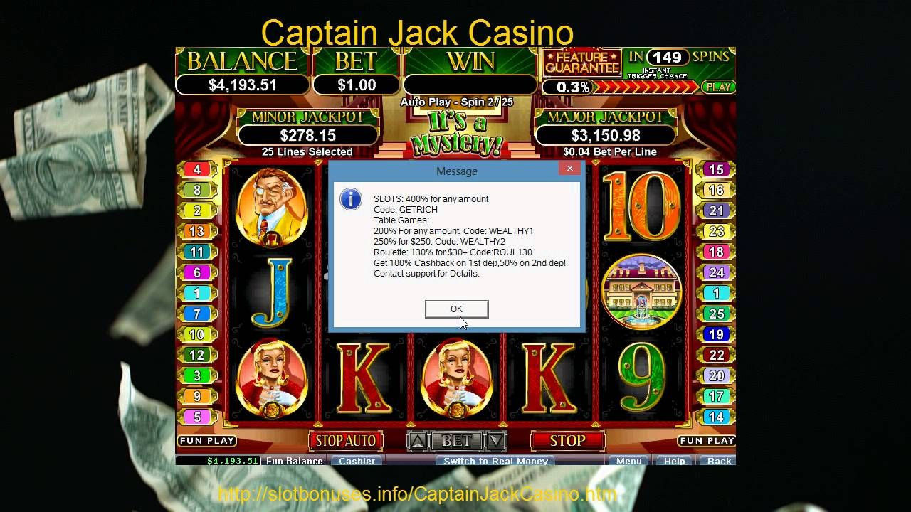 Captain Online Casino