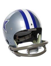 Casco Auténtico Riddell NFL Tk Dallas Cowboys 64-66  3ebdcd94376