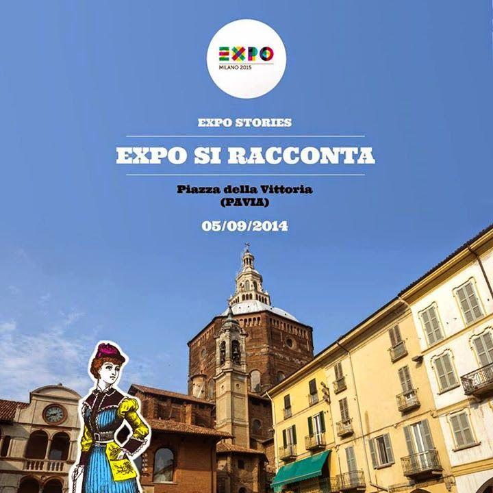 Expo 2015 Milano Blog: Expo Stories - Expo si racconta