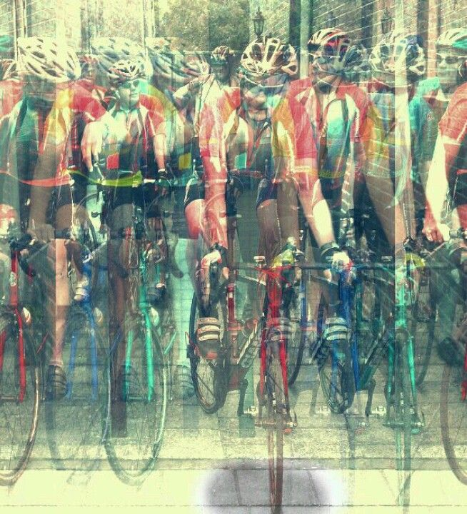 Let's go cycling!