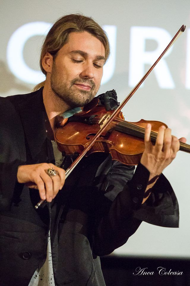David Garrett By Anca Coleașă Midnight Burst 15092017
