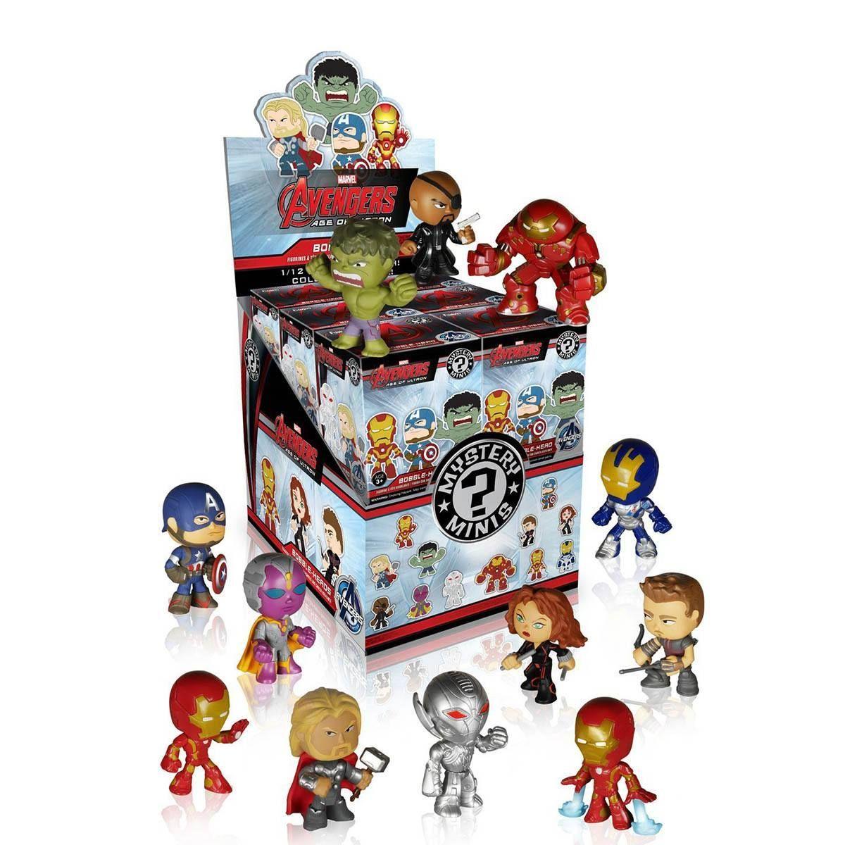 Marvel Avengers 2 Mystery Minis Vinyl Figure Radar Toys 1 Funko Mystery Minis Mystery Minis Vinyl Figures