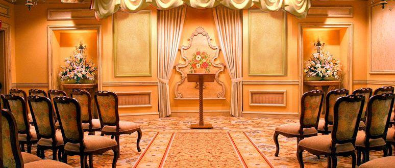 Luxor Wedding Chapel Las Vegas