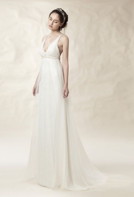 madeira (vestido de novia). diseñador: josé maría peiró for whiteday