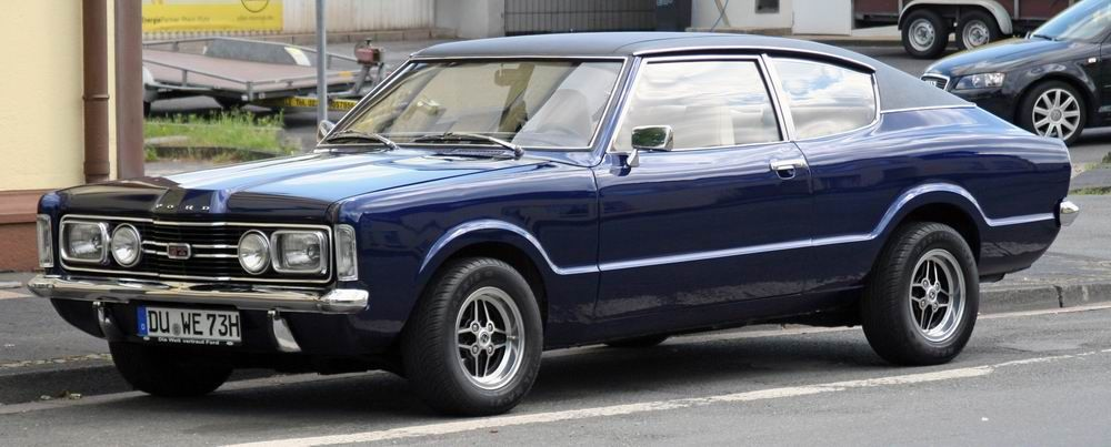 Ford Taunus Gt Coupe Ford Taunus Gt Ford Motos Clasicas