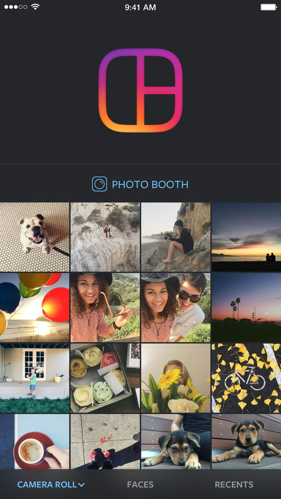 Layout from Instagram iosVideoappapps (With images