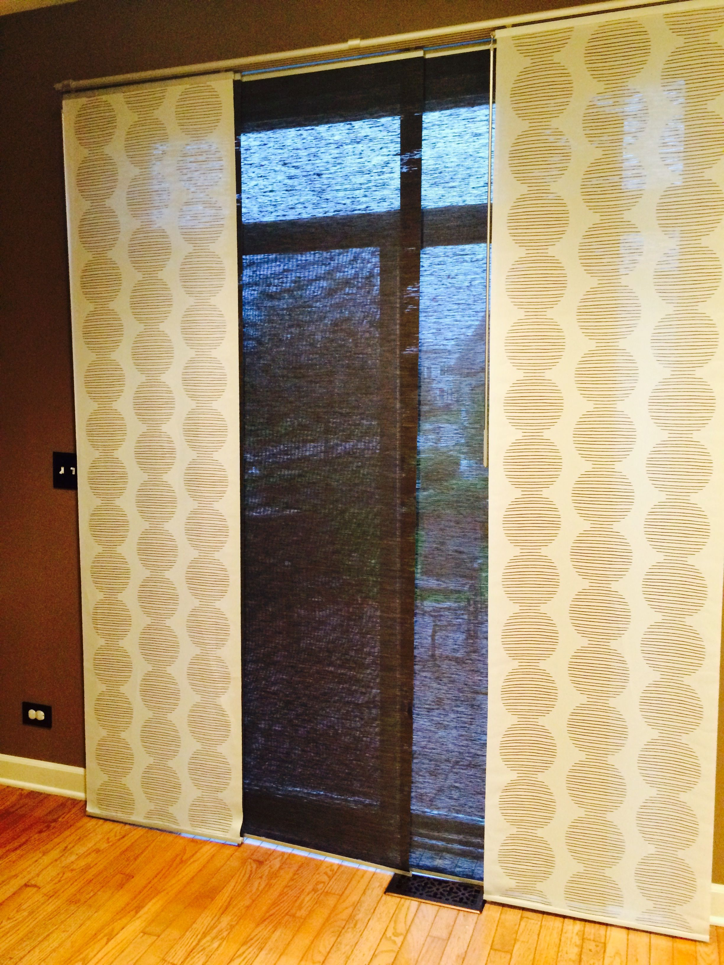 Ikea Kvartal Curtain In 2020: IKEA Kvartal Sliding Curtain Panel. 3, Triple Rods And 6