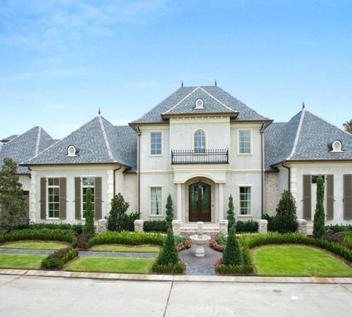 Image Result For Chateau Style House With Images French