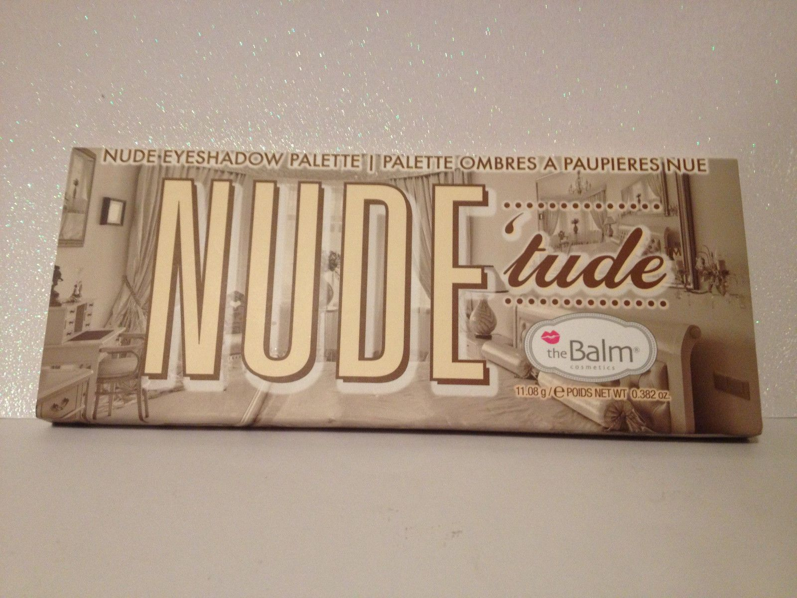 THEBALM THE BALM NUDE TUDE EYESHADOW PALETTE - NEW, FULL SIZE!!