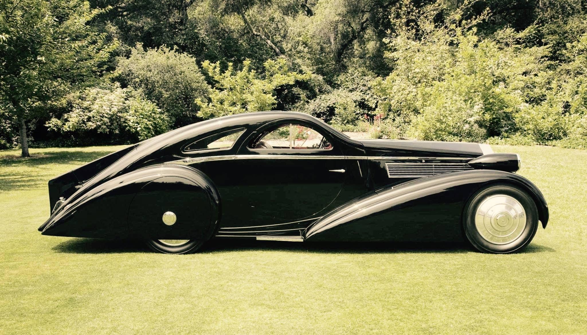 1925 Rolls Royce Phantom >> 1925 Rolls Royce Phantom I Jonckheere Coupe Rolls Royce