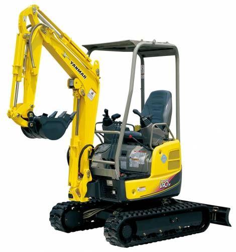Excavatrice – 1.7 tonnes