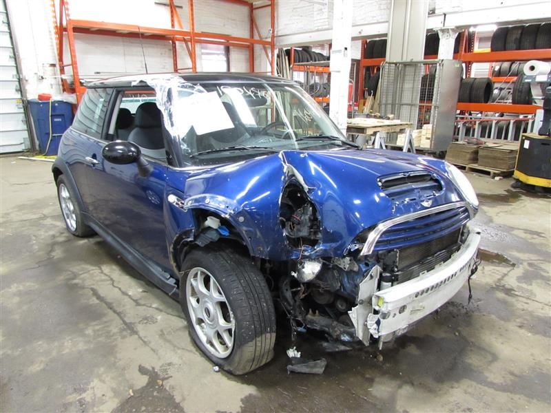 Parting Out 2003 Mini Cooper Stock 160446 Cars Were Parting